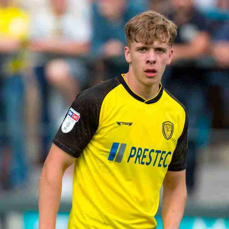 Hart back at Kidsgrove