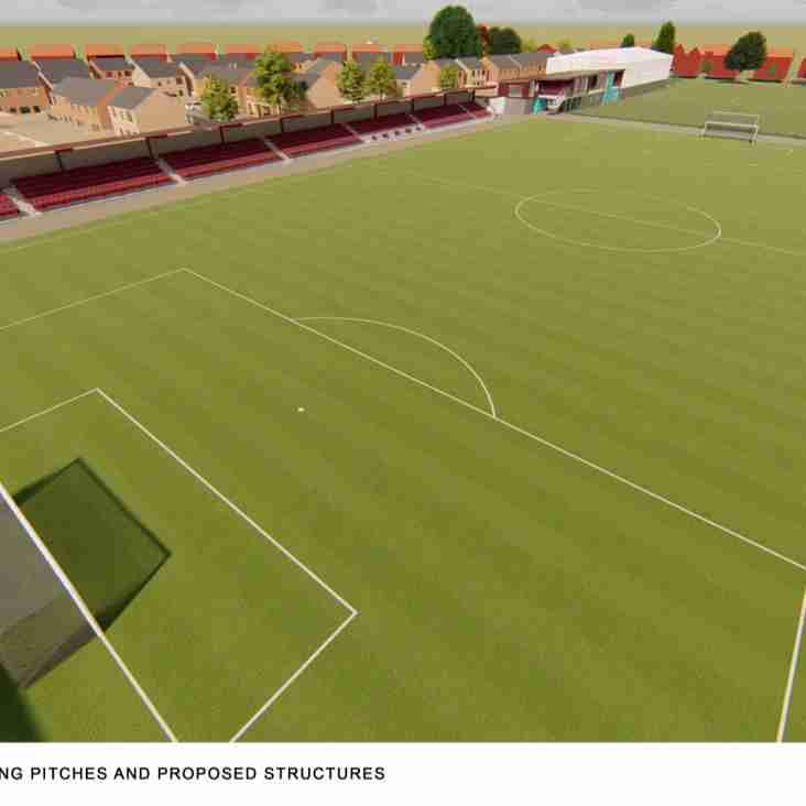New stadium plans in progress for South Shields