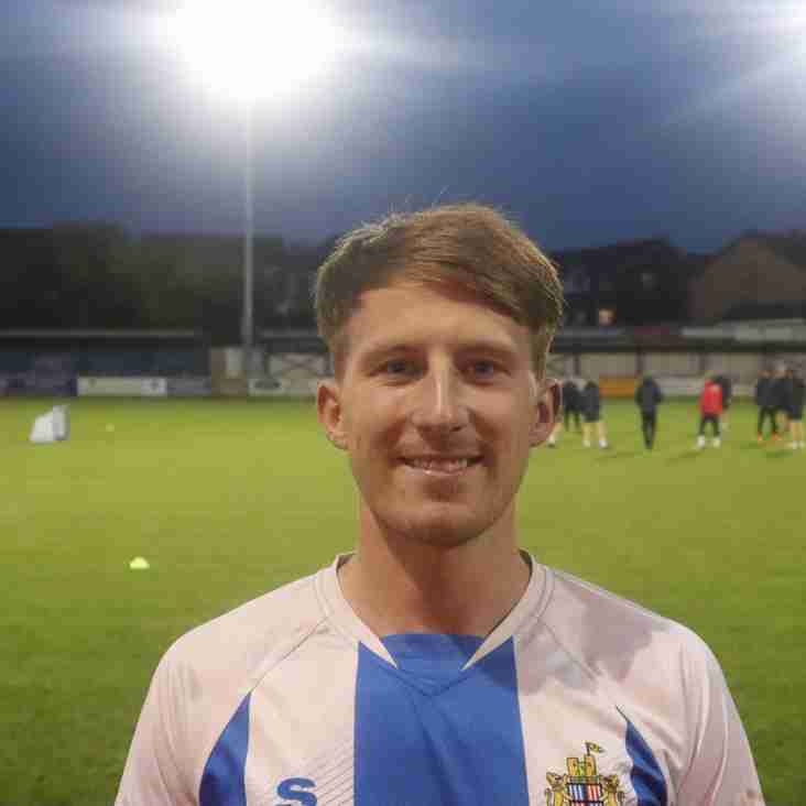 Carney joins Clitheroe
