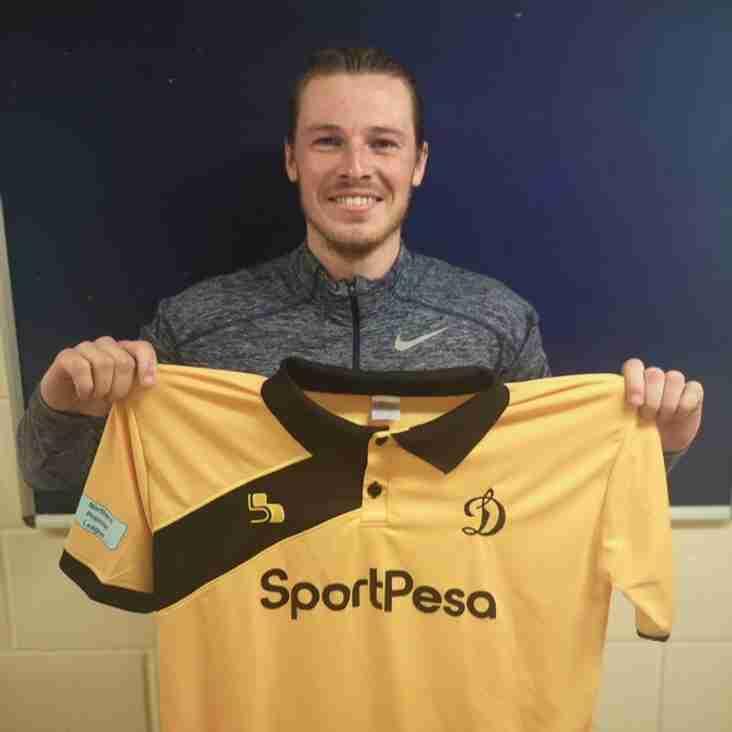Loughborough Dynamo add defender
