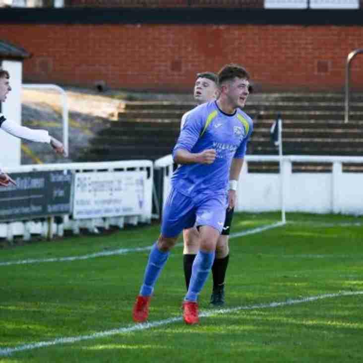 Academy striker gets Radcliffe chance