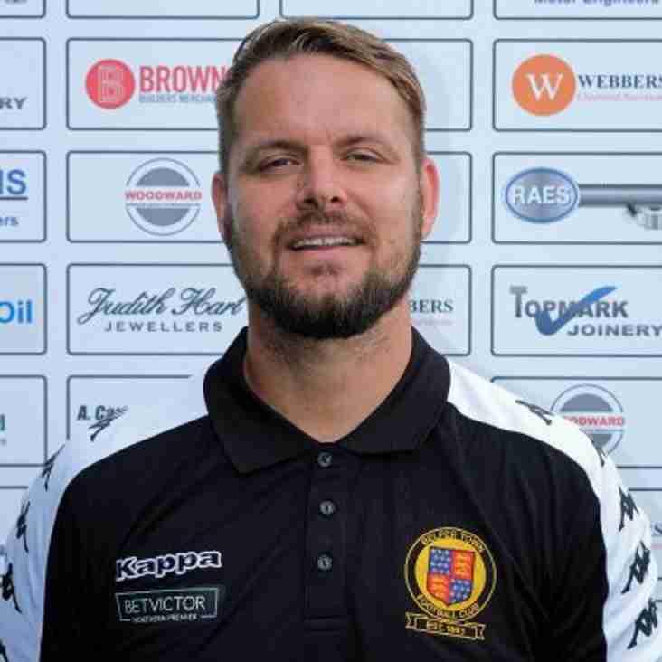 Belper Town manager praises fans