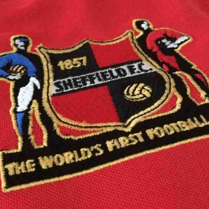 Football star wishes Sheffield FC Happy Birthday