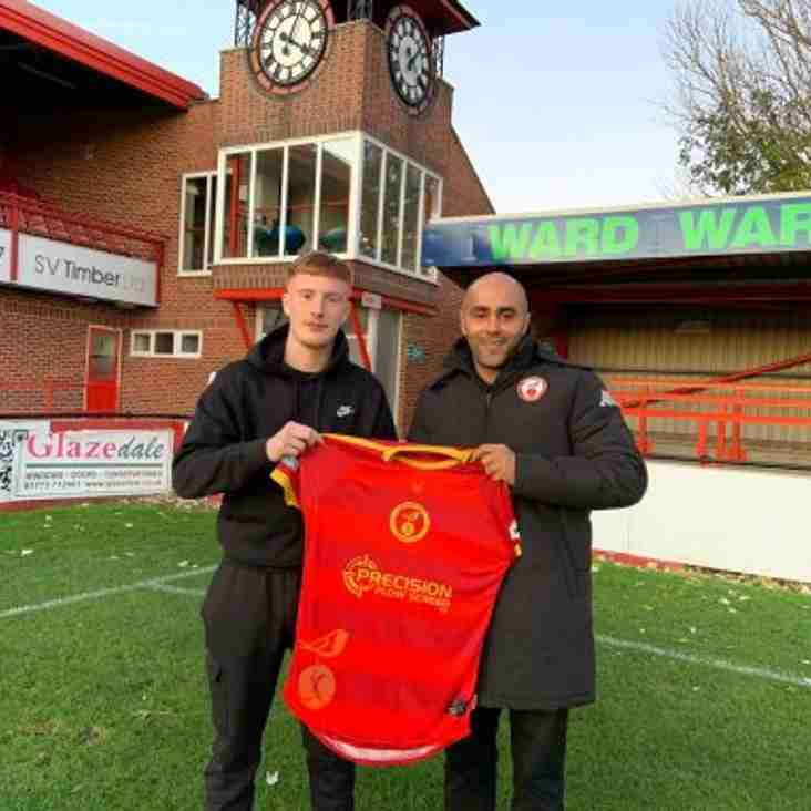 Ilkeston announce double signings