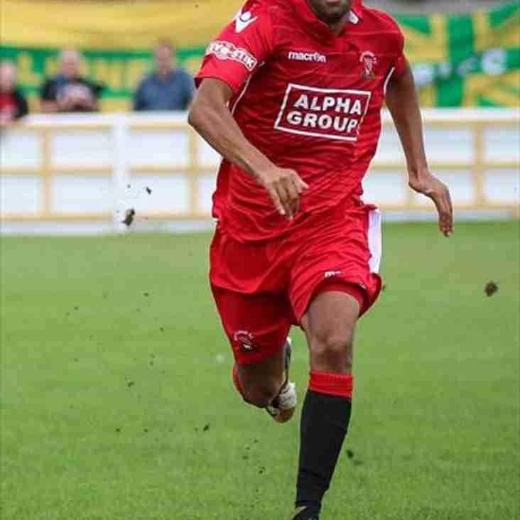 Liam Caddick joins Runcorn