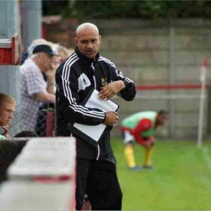 Ilkeston announce new manager