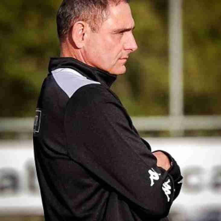 Joey Collins steps down as manager of Bamber Bridge