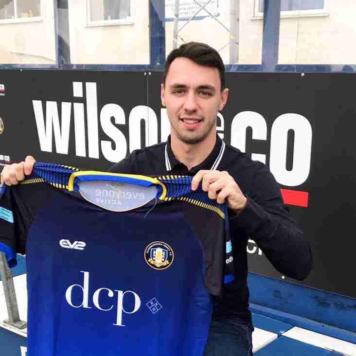 Gainsborough sign Declan Bacon