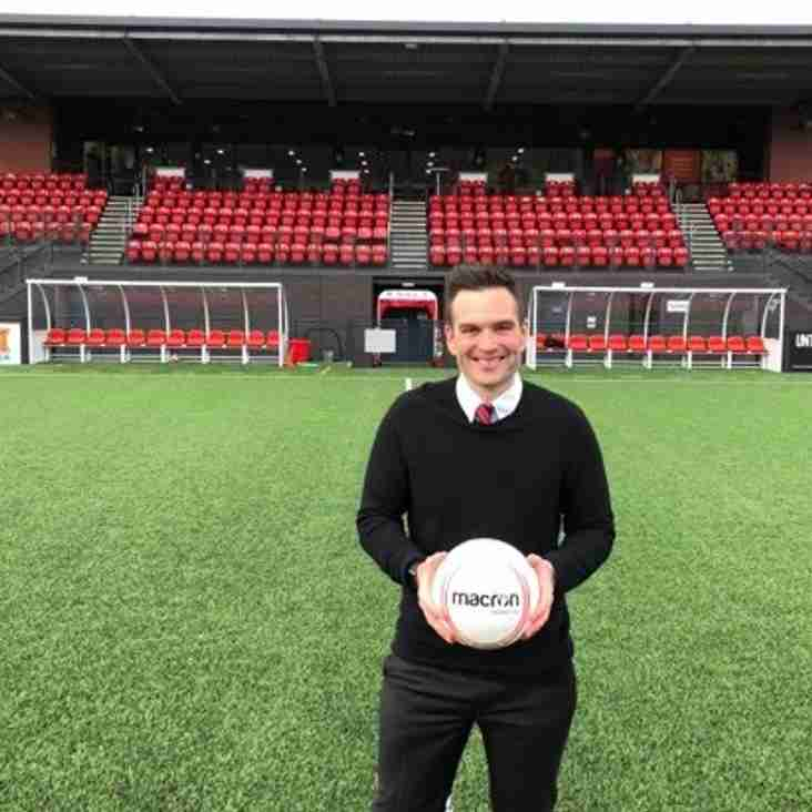 Scarborough appoint new director