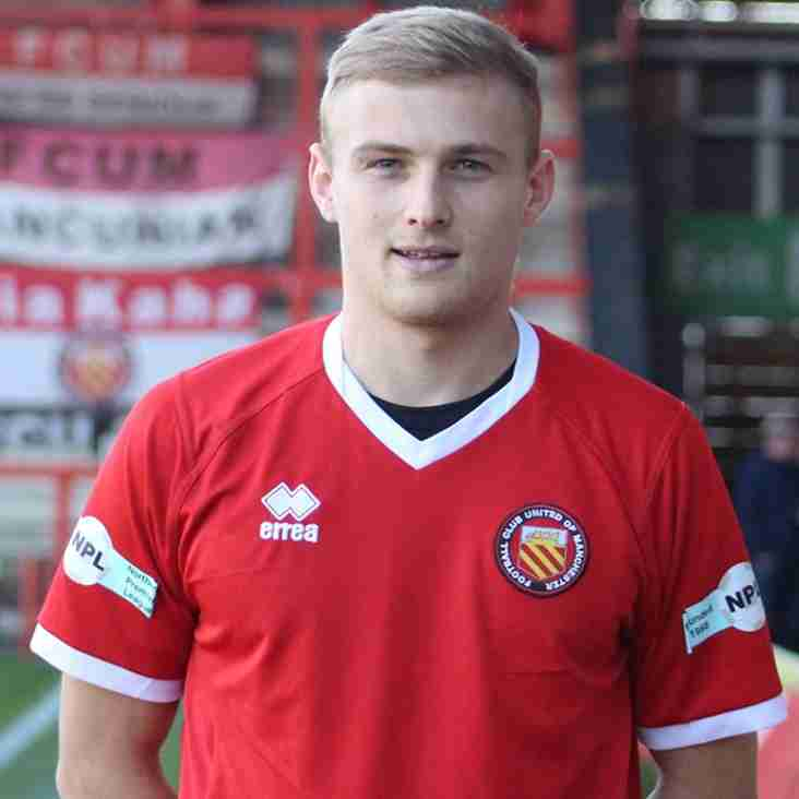 Alex Curran extends stay at FC United