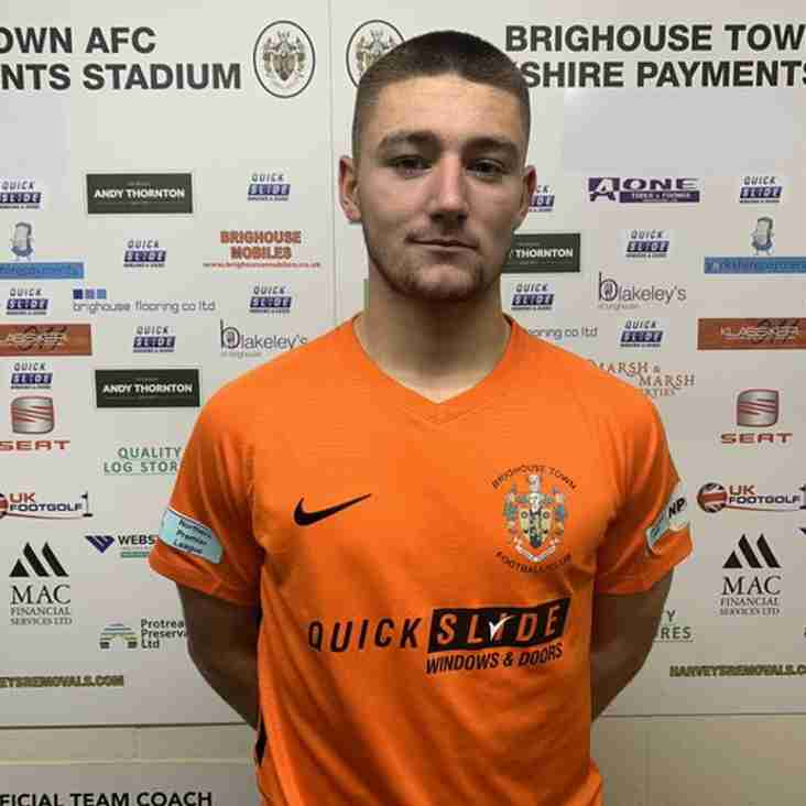 Brighouse announce two players on loan