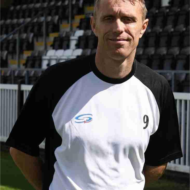 Blackpool legend joins Brig backroom staff