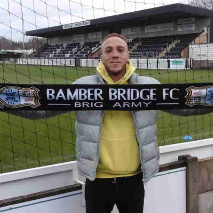 Richie Allen returns to Brig