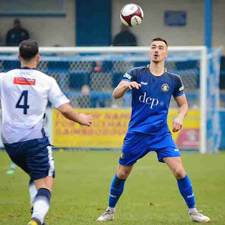 Will Thornton extends Gainsborough stay