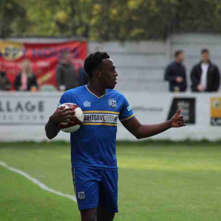 Radcliffe confirm Javid Swaby-Neavin loan extension