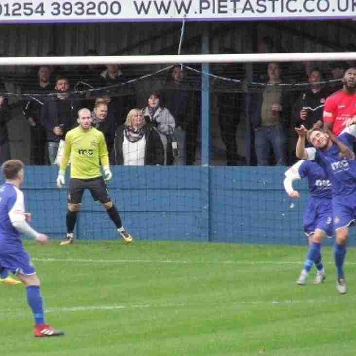 Goalkeeper returns to Clitheroe