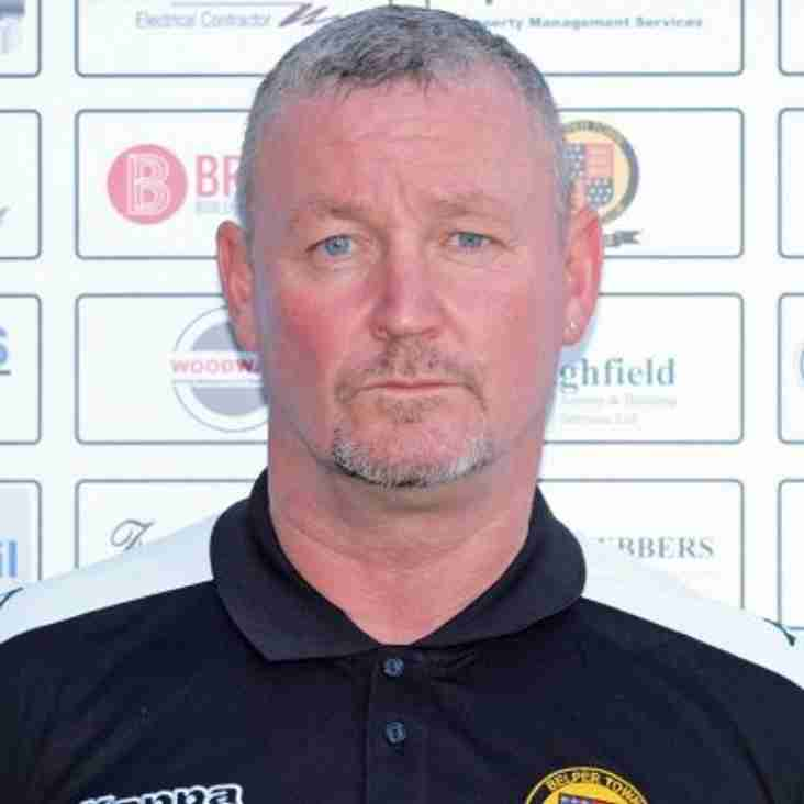 Mick Norbury returns to Belper Town