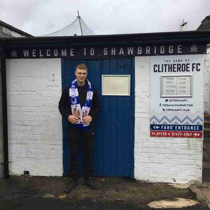 Clitheroe youngster called up for England Colleges
