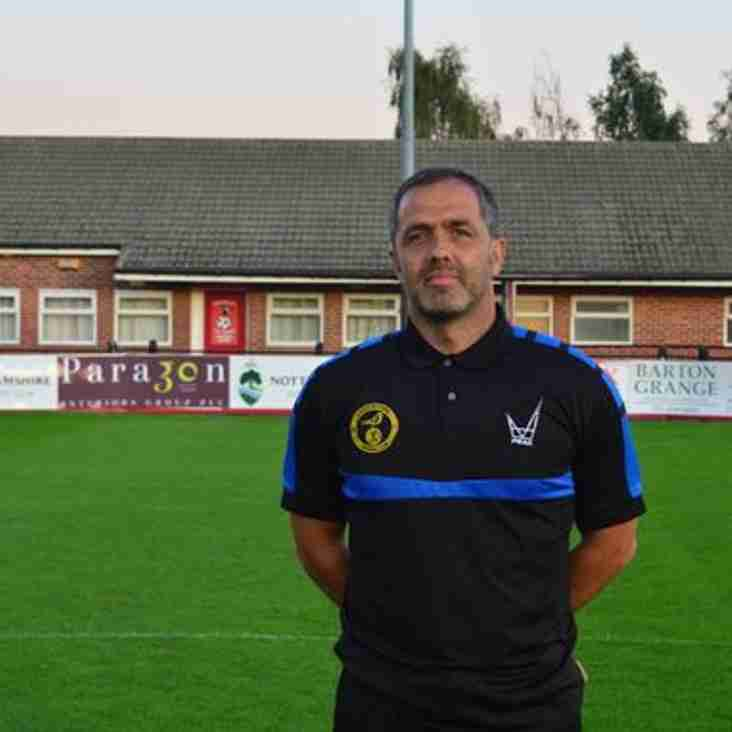 Scott Goodwin departs Ilkeston