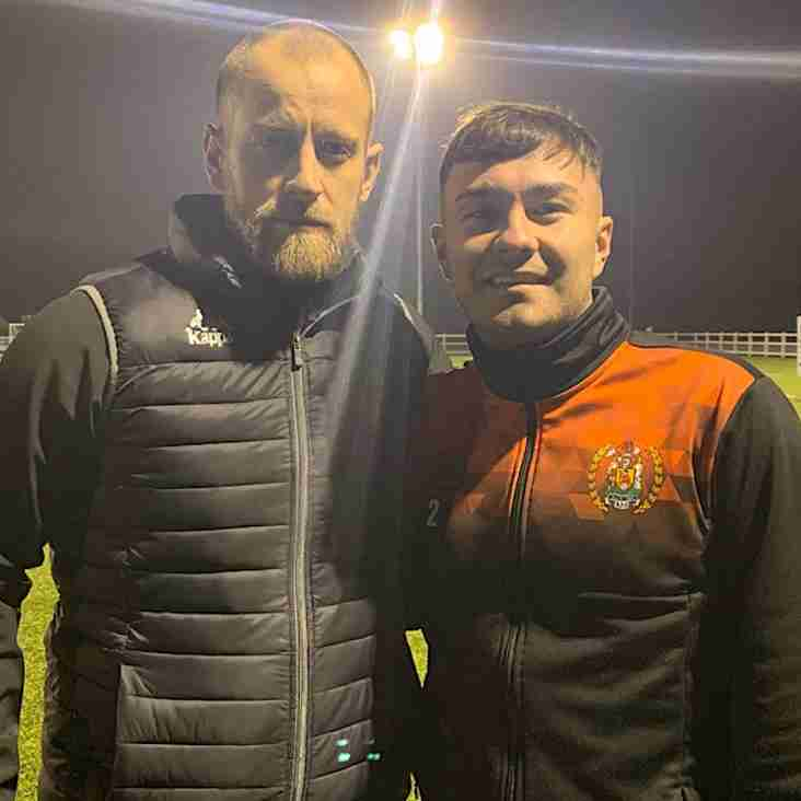 Workington new boy set for debut