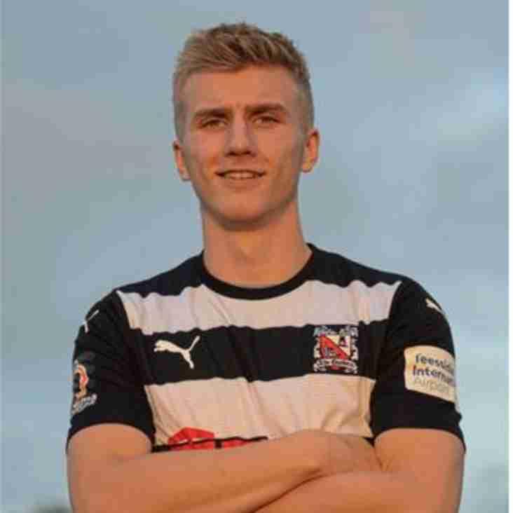 Lucas Bell joins Marske United