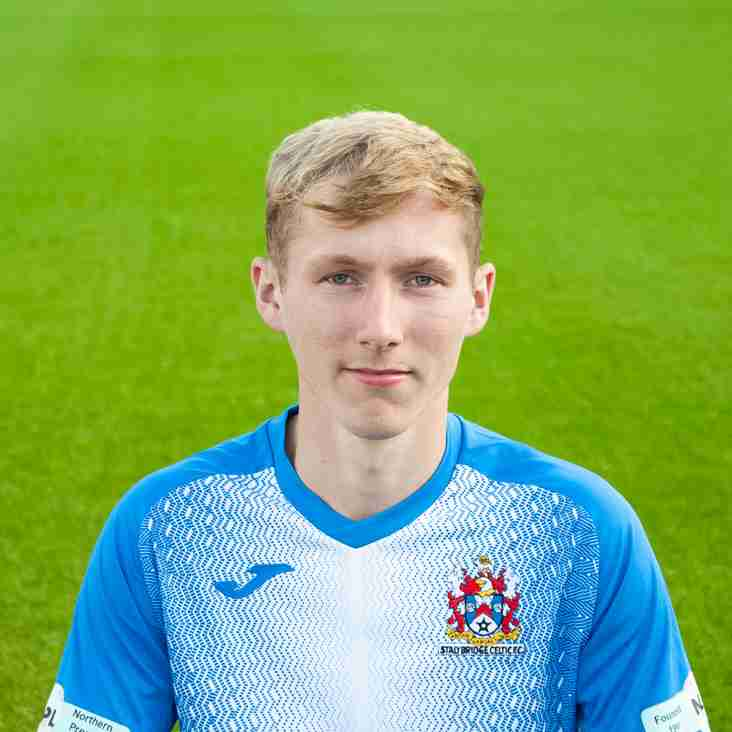Jack O'Leary switches Stalybridge for Glossop