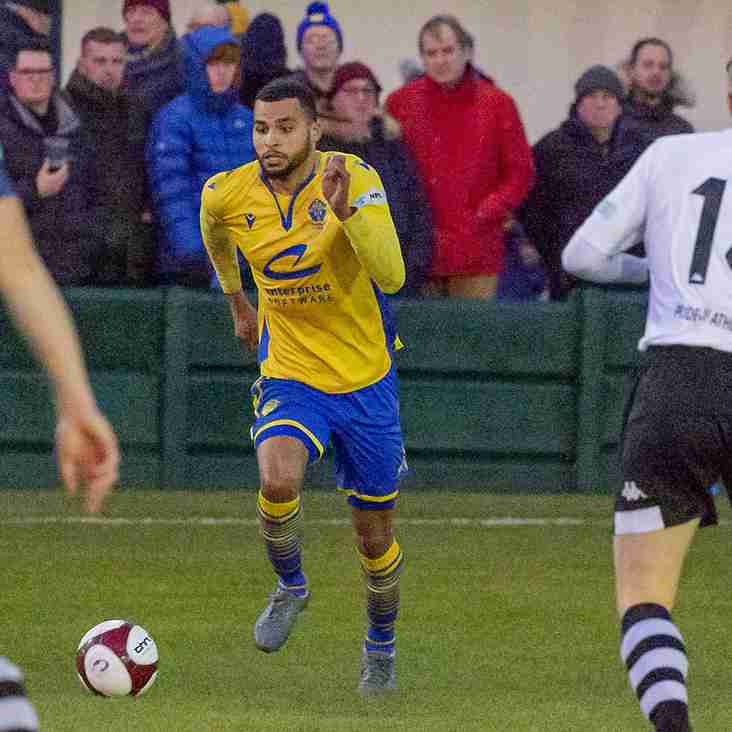Tyrone Duffus departs Yellows