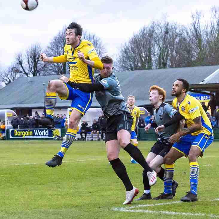Ben Garrity makes football league move