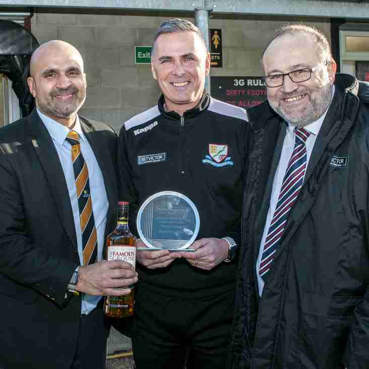 Club of the Month Awards - January 2020