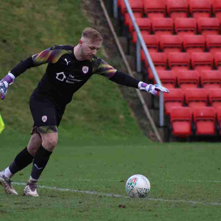 Matlock draft in 'keeper as Stewart injured