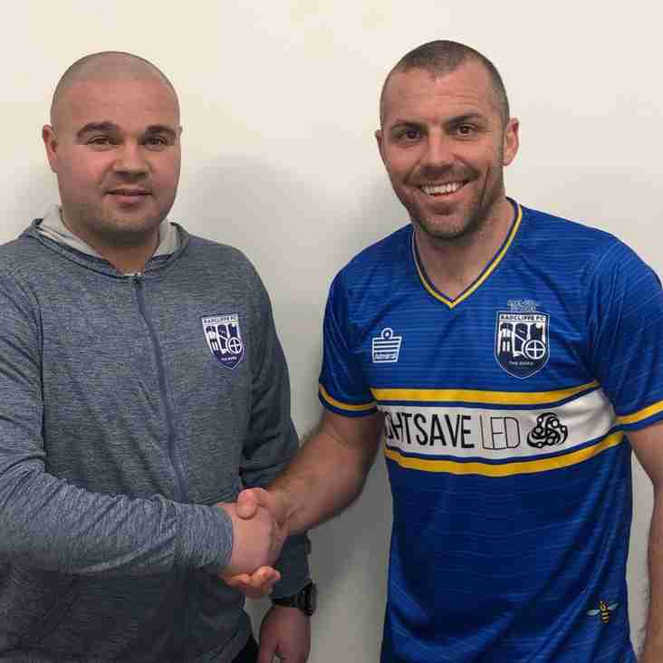 Fowler appointed as Radcliffe manager