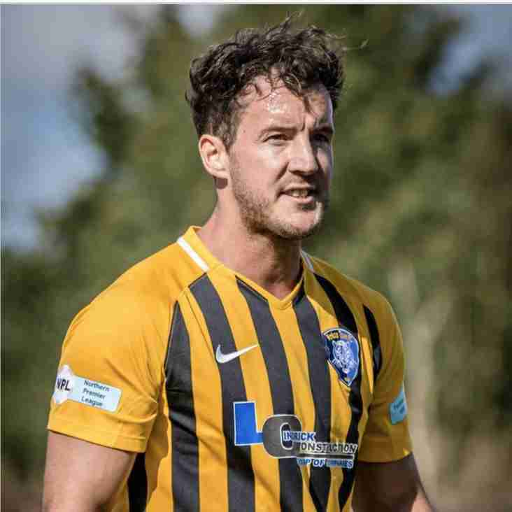 Danny Patterson departs Worksop