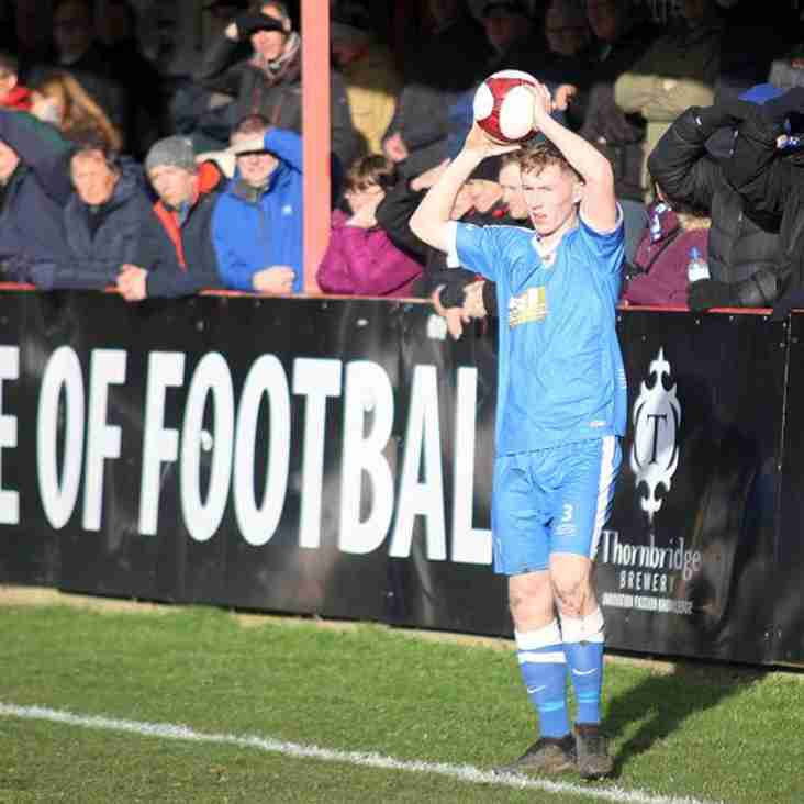 Jack O'Leary extends Glossop stay