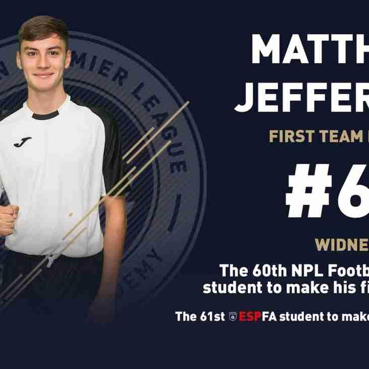 Jefferson makes it 60 for NPLFA