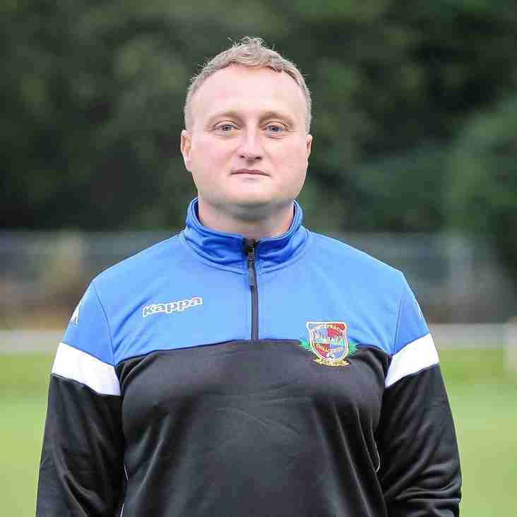 Parry honoured to land Worksop job