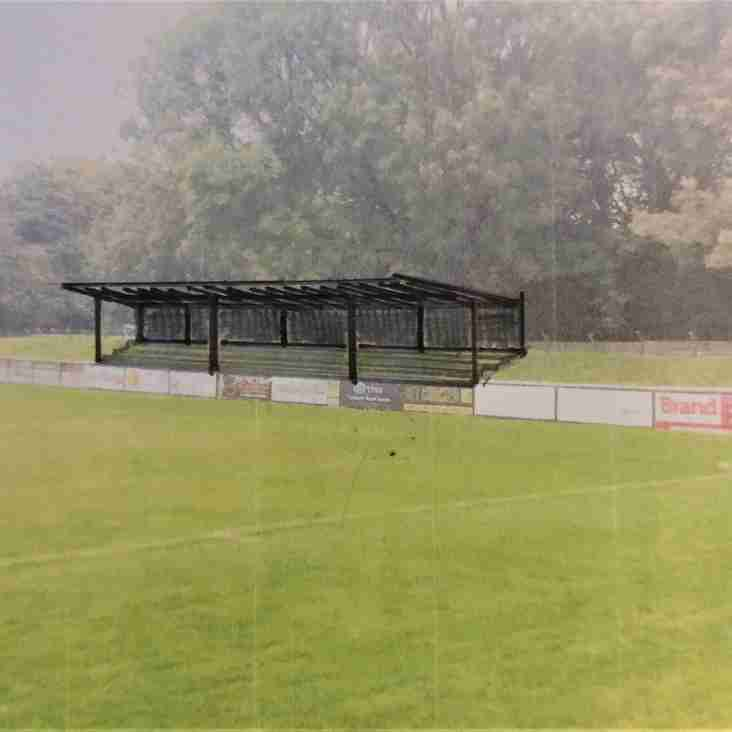 Trafford secure funding for new stand