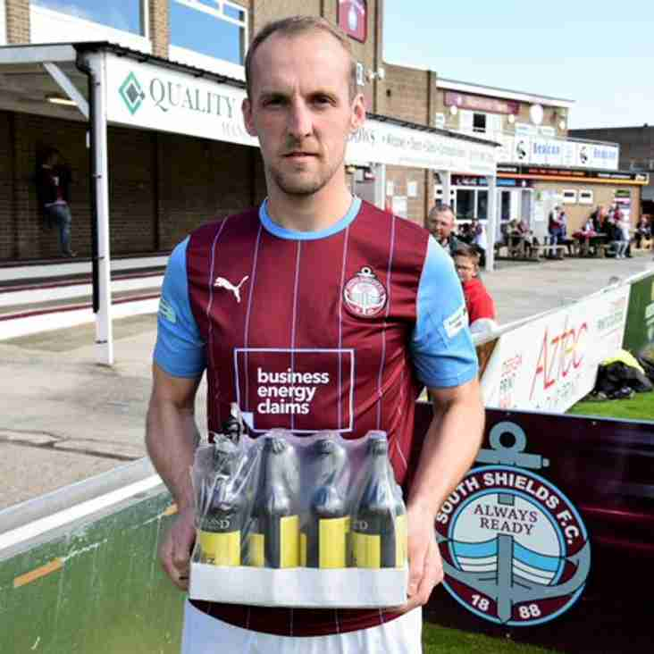 The first Bowland Brewery Player of the Month awards this season