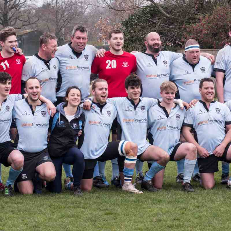 FRFC II v Farnham RFC IV 6 April 2019