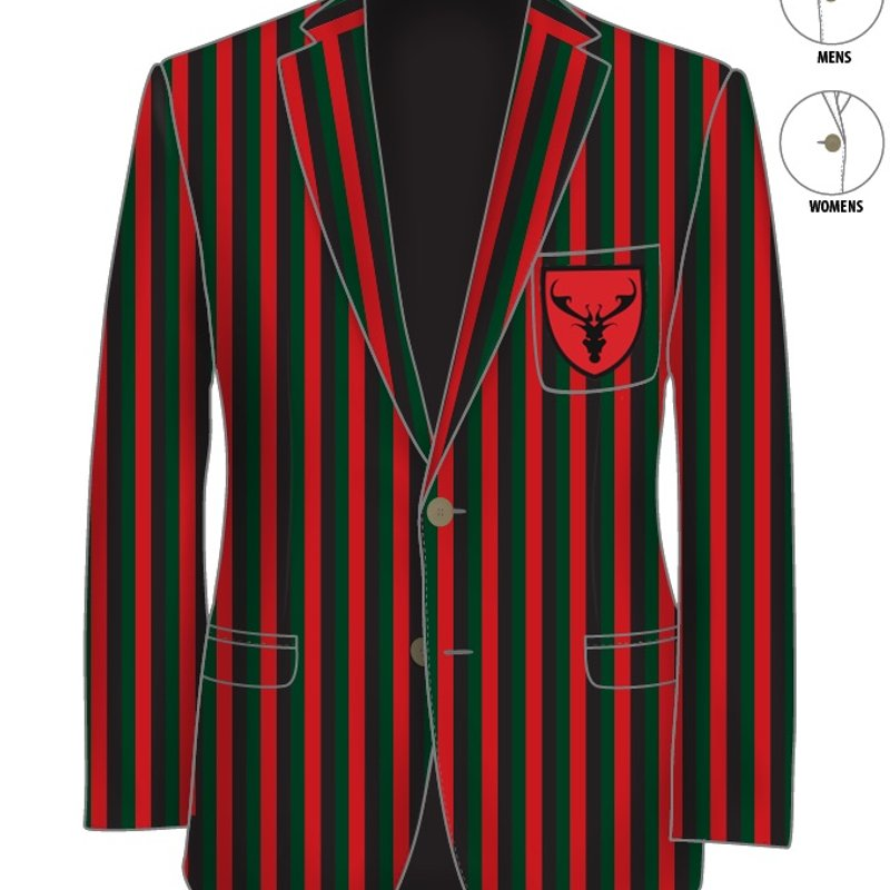 CLUB BLAZERS NOW ON SALE