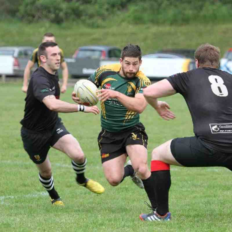 Suffolk Plate Final - BSE Wolfhounds v Colchester