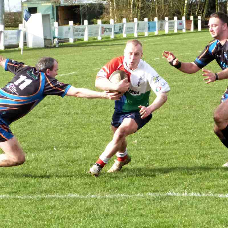 Buccs 50 Withernsea 7