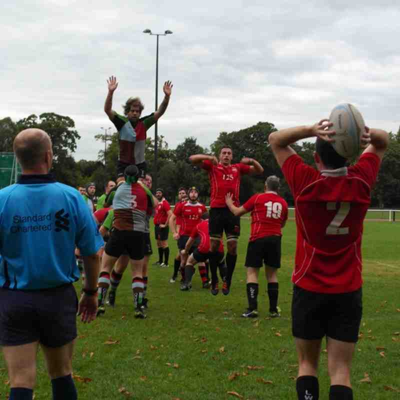 London Welsh 5th October 2013