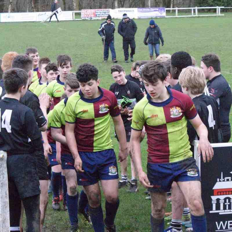 WRUFC U14 & U15 v Wythenshaw (Joint) H (Win 76-0)
