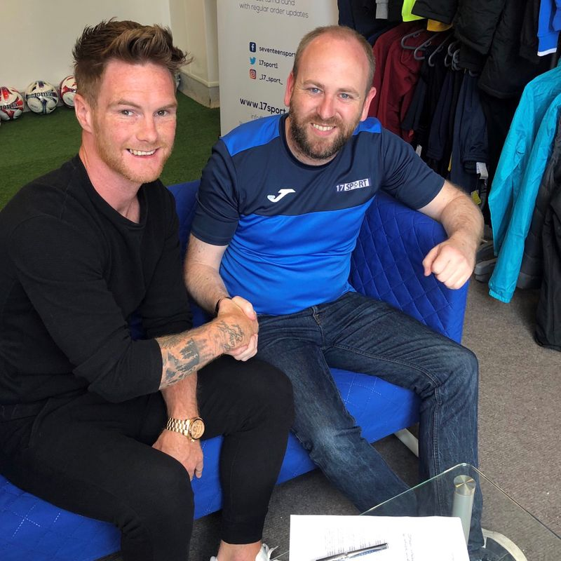 SIGNING: Walker joins the Dolly Blues