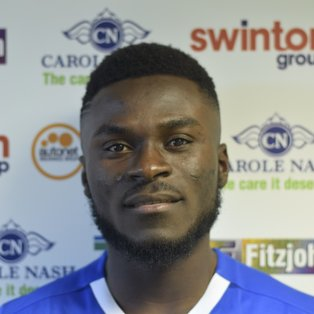 Gyamfi scores his first goal as Grove win at Worksop