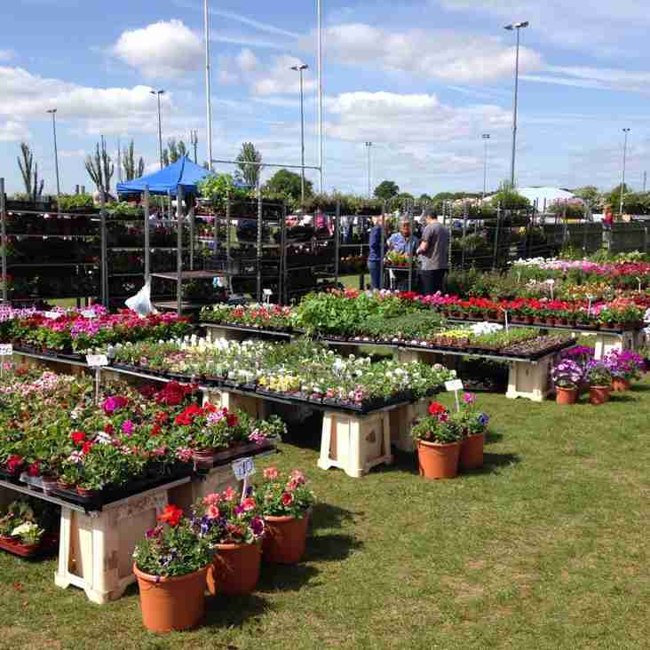 The Club's annual plant sale this Sunday