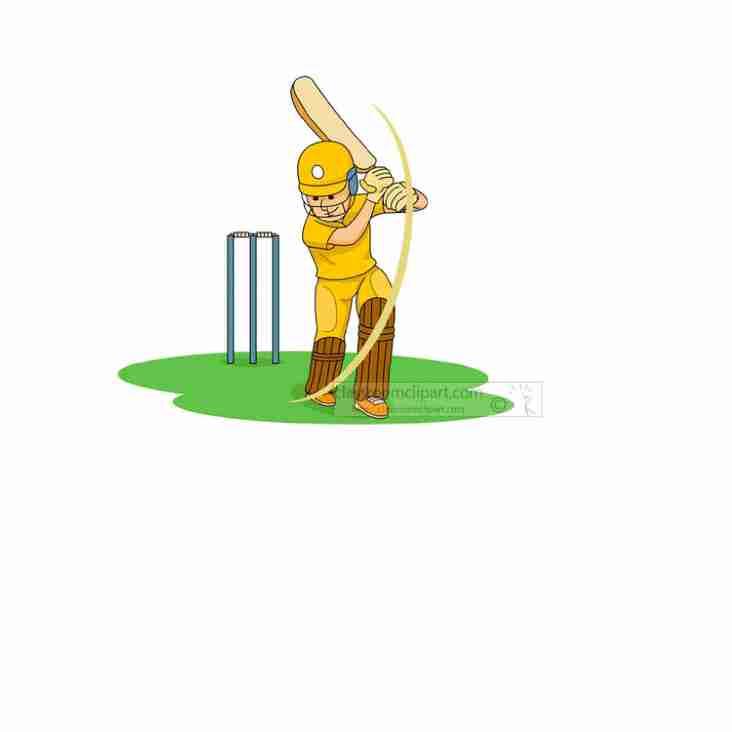 Junior Cricket Registration Night