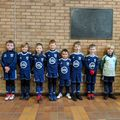 U8 Blacks - Team 35 beat Shotton Colts Blues 5 - 2