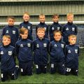 U10 Blues - Team 25 beat  Whitley Bay 2 - 0