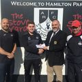 Lambert Smith & Hampton Player of the Month